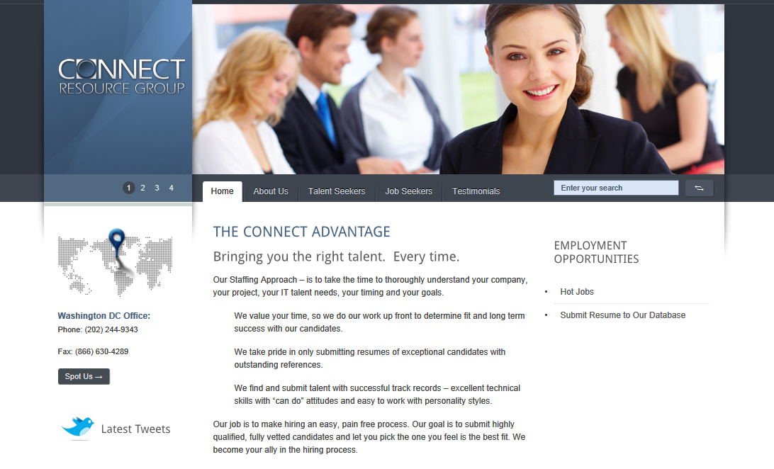 CONNECT Resource Group