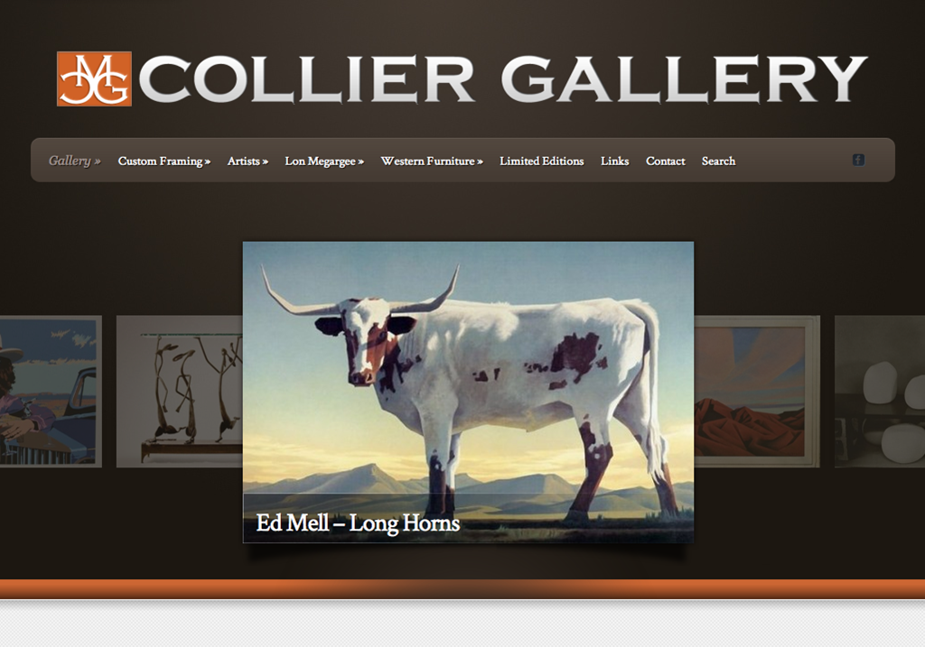 Collier Gallery New Site
